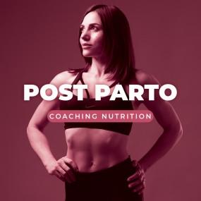 Post Parto - Coaching Nutrition
