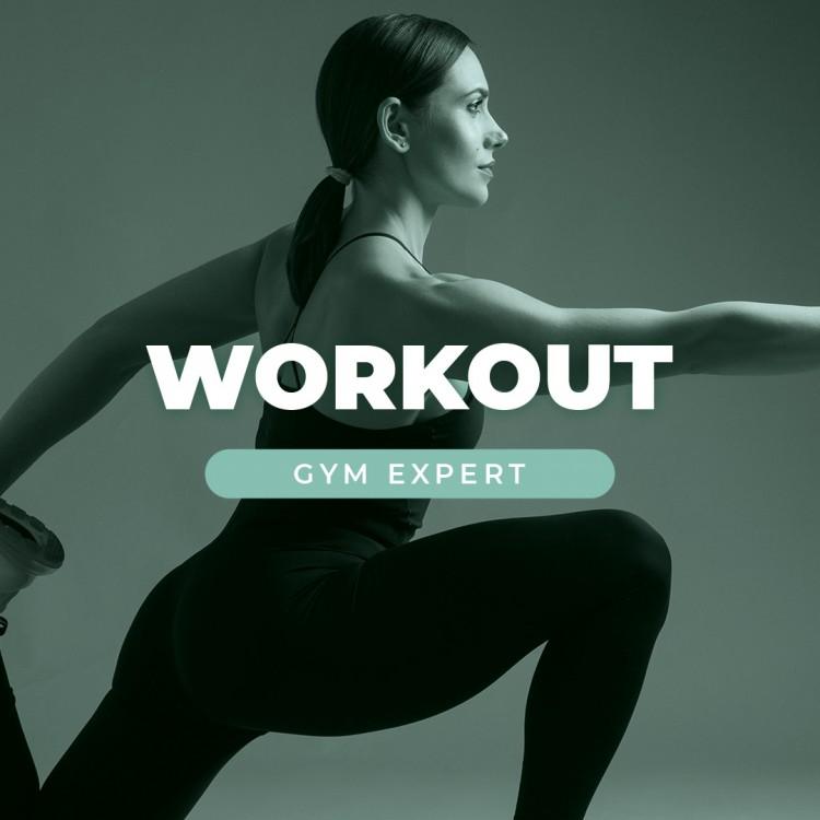 Workout - Gym Expert - Ottobre 2021