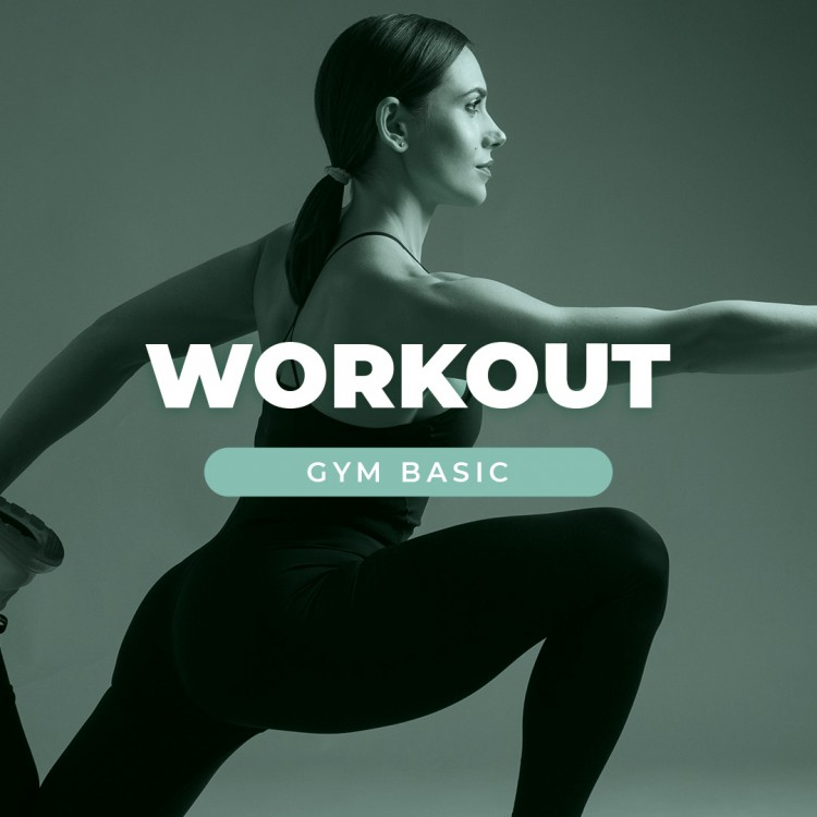 Workout Gym Basic - Ottobre 2021